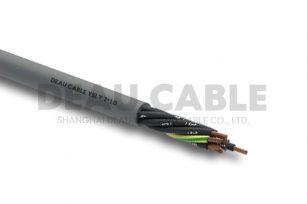 YSLY 7*1.0 欧标耐油软电缆