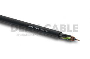 YSLY 7*1.5 欧标耐油软电缆