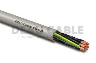 YSLY 10*0.5 欧标耐油软电缆