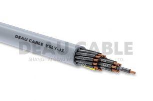 YSLY 20*0.5 欧标耐油软电缆