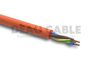 YSLY 3*1.5 欧标耐油软电缆