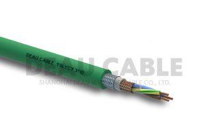 YSLYCY 3*10 双护套伺服耐油屏蔽电缆