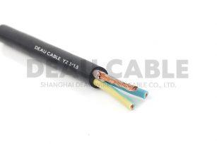 橡套电缆 YZ 3*1.5