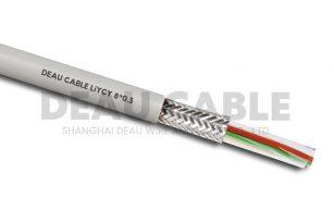 LiYCY 8*0.3 数据传输电缆